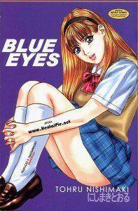 Garota de olhos azuis