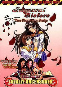 Immoral Sisters – Anime hentai completo
