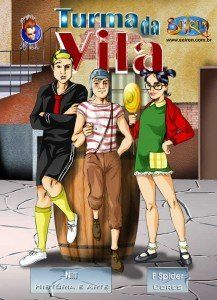 Turma da vila XXX