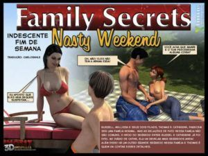 Family secrets 3D
