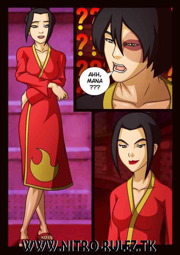 Avatar foda com irmã
