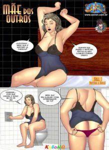 Mãe dos outros – Contos eróticos