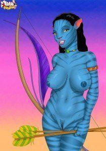 Avatar foda