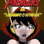 Avengers a comic – liberando o estresse