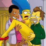 Simpsons sexo e gozadas