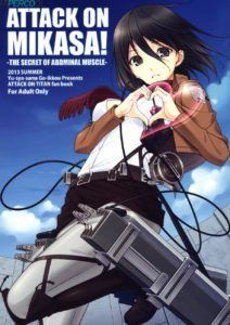 Shingeki no Kyojin – Attack on Mikasa