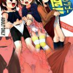 Mitsudomoe – Let's Go 3-Biki!