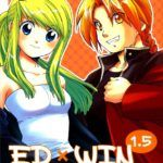 Full Metal Alchemist – ED x WIN 1.5