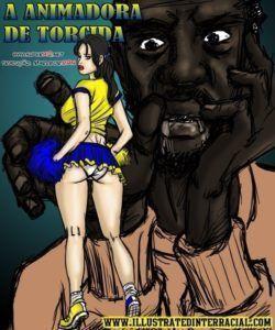 A animadora de torcida – Quadrinhos eróticos