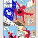 A incrível mulher aranha – Ameaça sexual