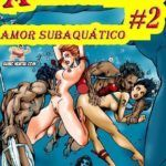 As Aventureiras 2– Amor subaquatico