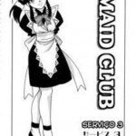Maid club cap. 03