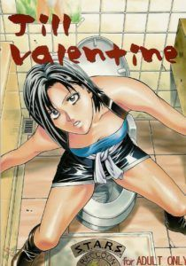 Resident evil - Jill Valentine fodida como escrava