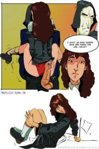 Harry Potter de sexo cap. 02