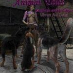 Uivos ao luar – Animais fudendo uma garota