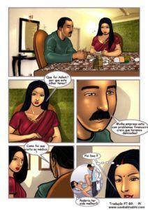 Savita Bhabhi capitulo 08