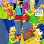 Simpsons de sexo – Oi Liza
