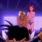 Foda hentai quente com duas garotas na escola