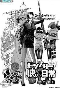 Monster musume no iru nichijou cap. 11