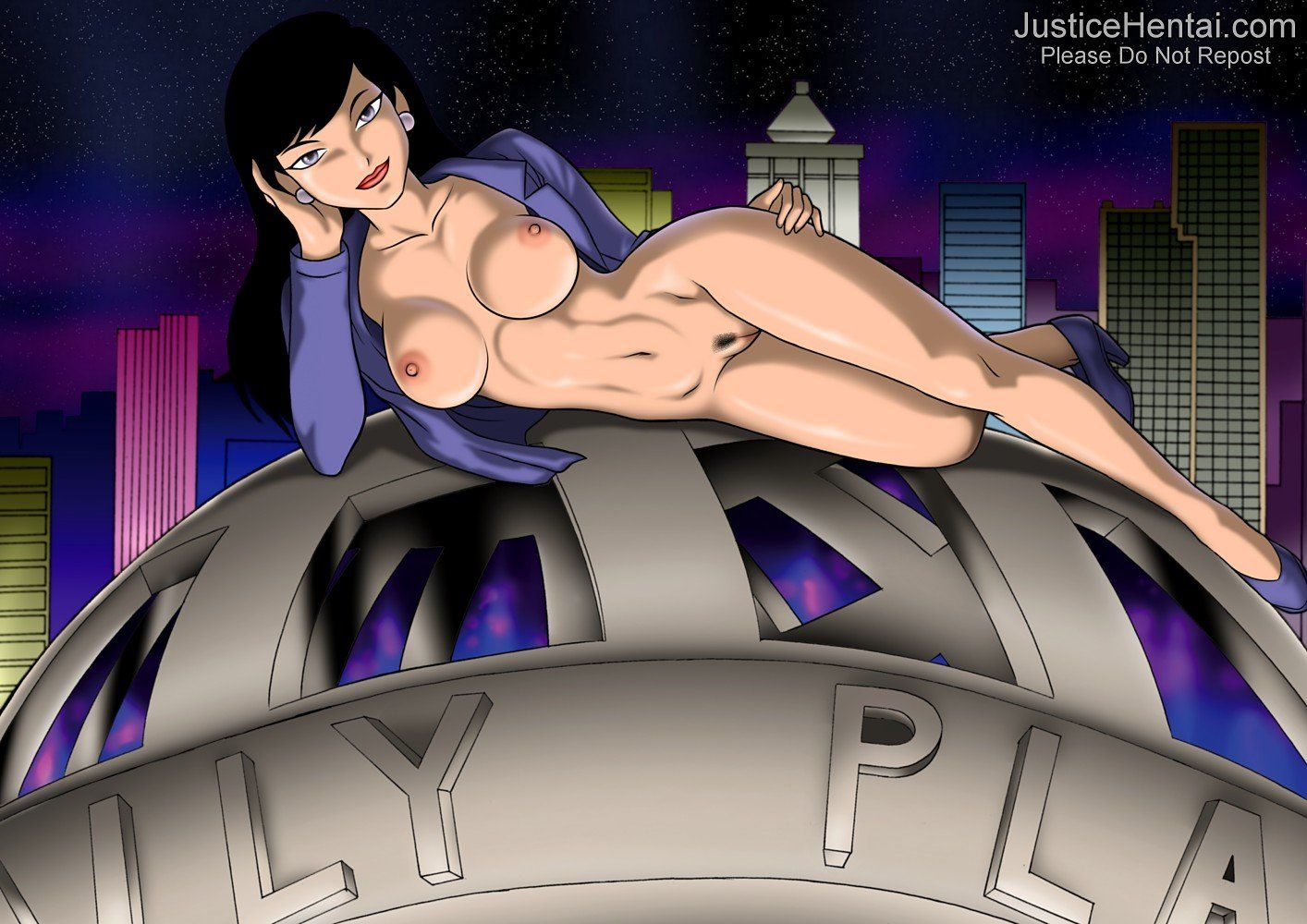 Hentaihome-Lois-Lane-Liga-da-Justiça-XXX-4