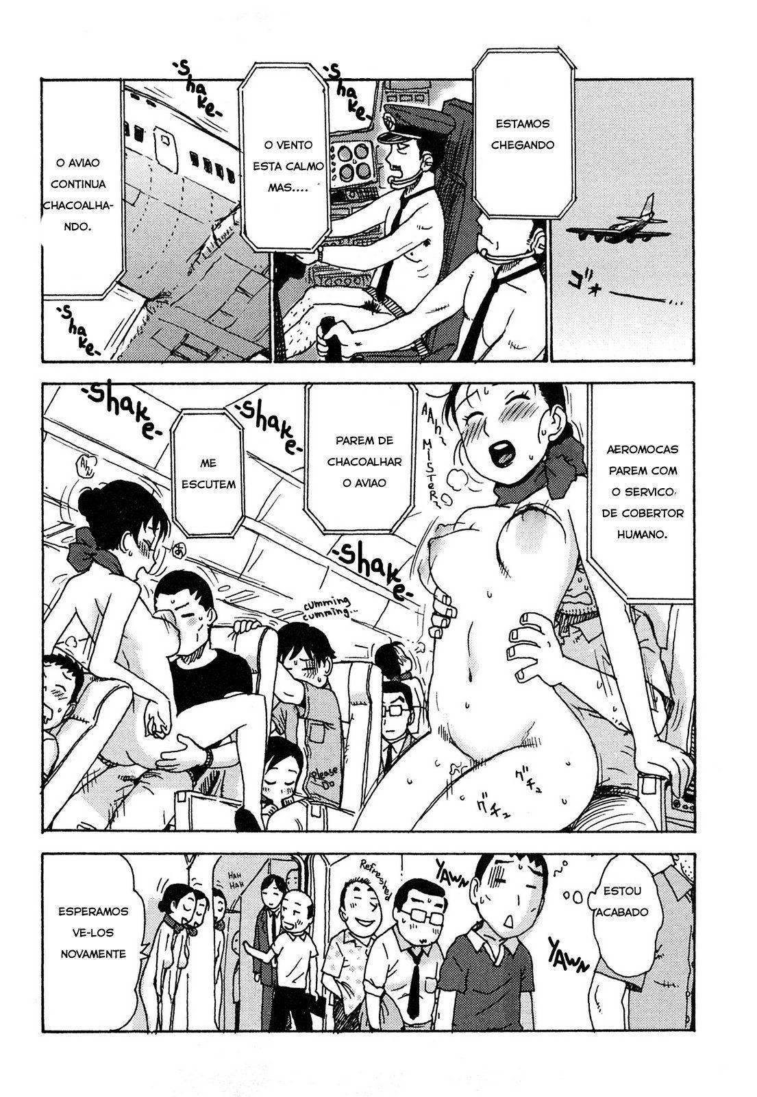 hentaihome.net-Aeromoça-nua-8
