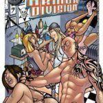Dinheiro sujo – Quadrinhos porno