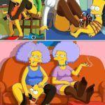 Simpsons FootJobs