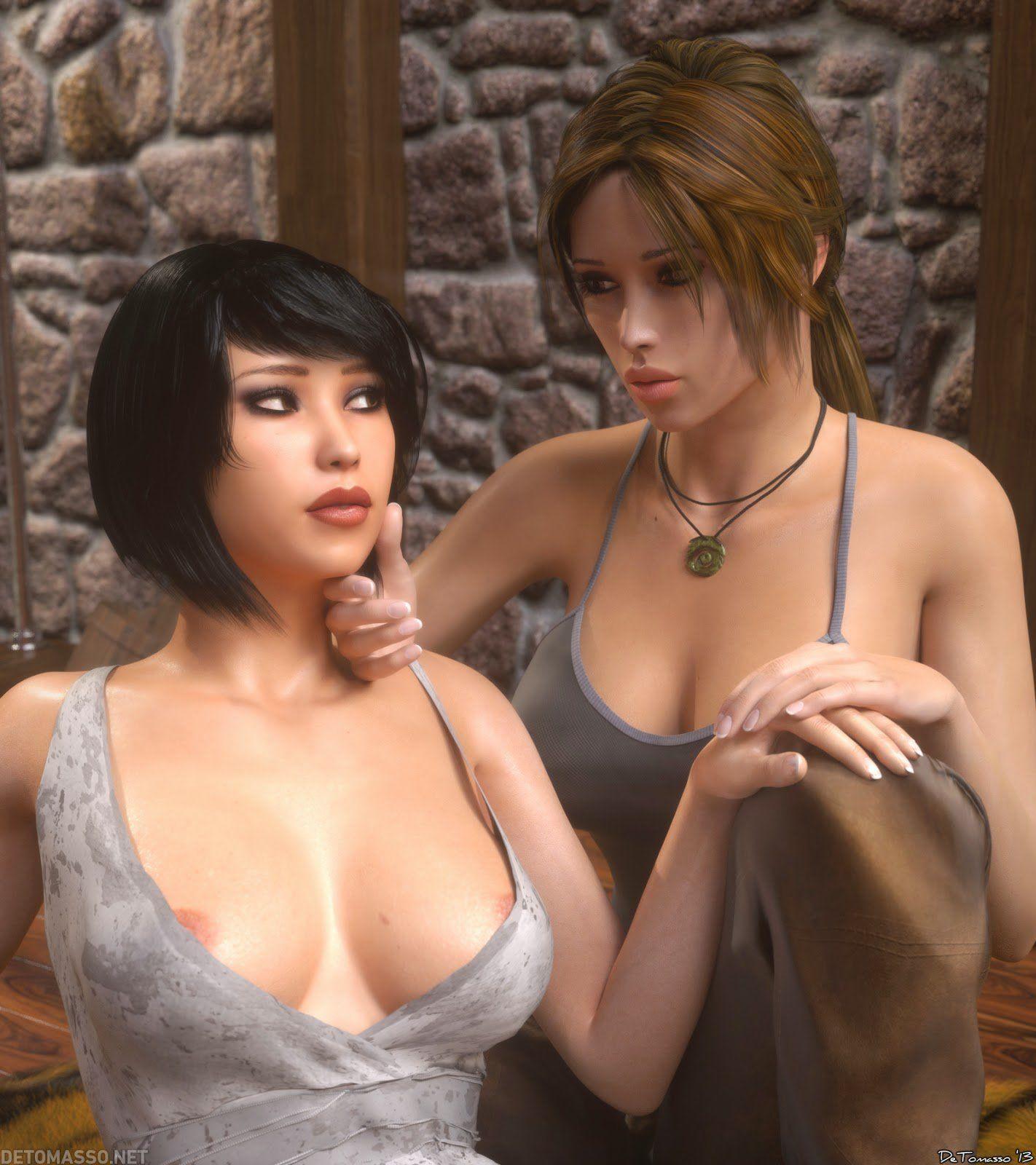 hentaihome.net-Tomb-Raider-porno-3D-3