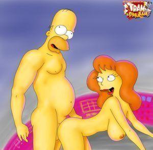 Simpsons tranpararam
