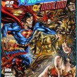 Superman Wonder Woman vs Warlord