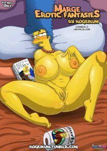 Fantasias eroticas de Marge Parte 01