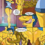 Fantasias eroticas de Marge Parte 02