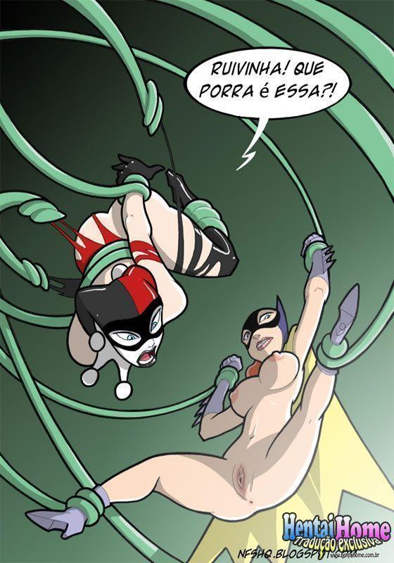 Batgirl-Pornô-As-bandida-lésbicas-11
