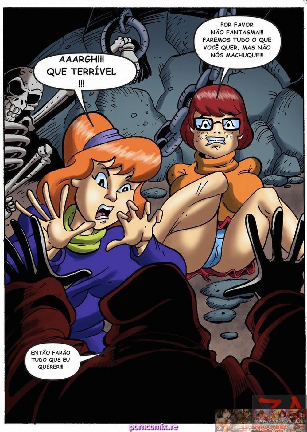 Scooby Doo sexo