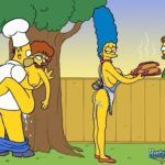 Churrasco dos Simpsons