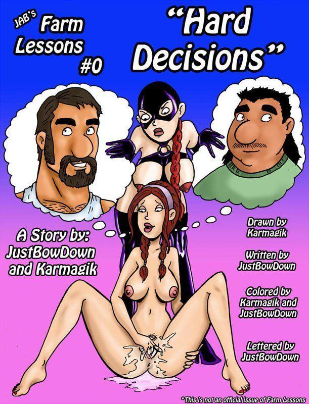 Lições na fazenda 01 – Decisão difícil