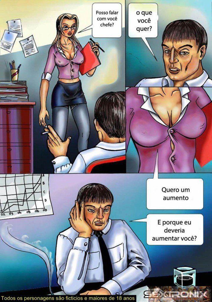 A-secretaria-vadia-Quadrinhos-porno-1