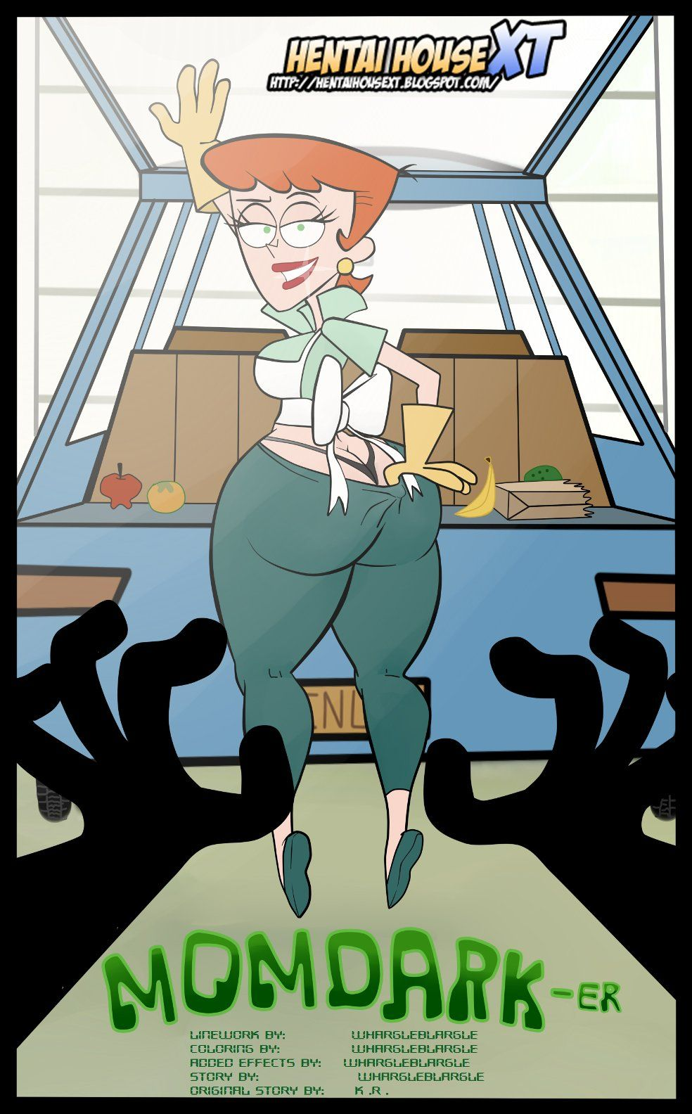 Mondark – Laboratório de Dexter