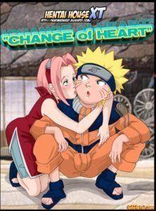 Naruto hentai – Mudança de coração
