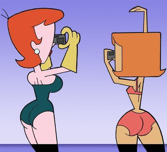 165144-Crossover-Debs_Turnbull-Dexters_Laboratory-Dexters_Mom-robotboy