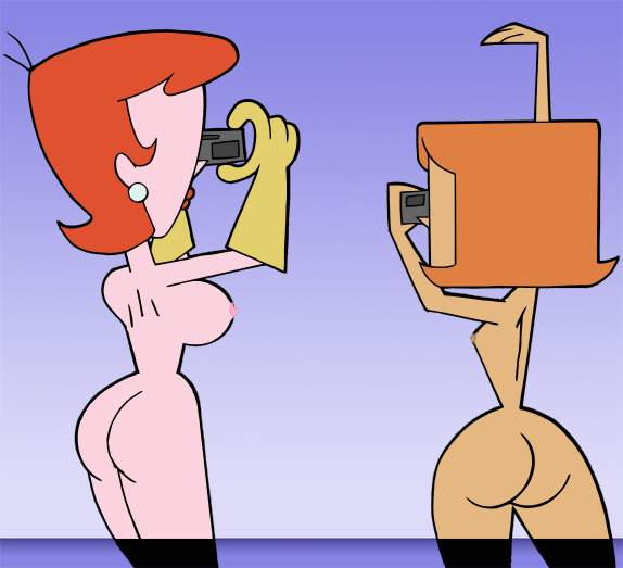 165212-Crossover-Debs_Turnbull-Dexters_Laboratory-Dexters_Mom-robotboy