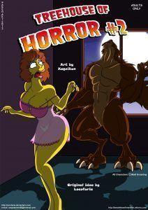 Os Simpsons – A casa de horrores parte 02