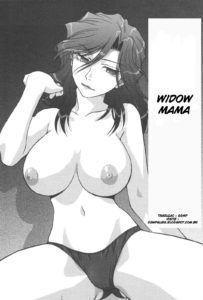 Mamãe viuva – Incesto hentai