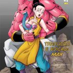 Dragon Ball Hentai – Os corpos de Buu
