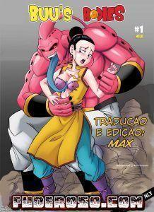 Dragon Ball Hentai – Os corpos de Buu