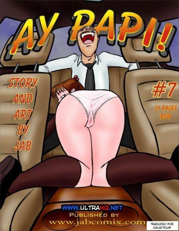Ay Papi 07 – Papai fode no carro