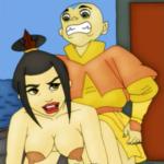 Incesto com Katara e Sokka de Avatar