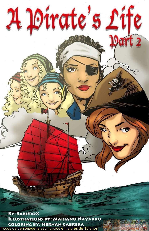 Vida de piratas – Parte 02