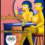 Os Simpsons – Comendo minha Mãe