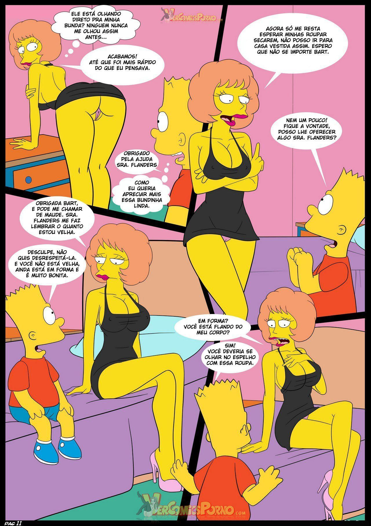 Mod flanders hentai